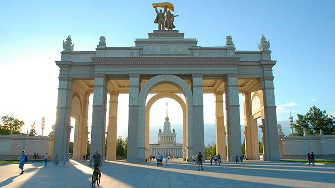 Названо самое посещаемое место Москвы