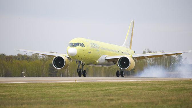 В «Иркуте» опровергли слухи о задержке выпуска МС-21 в серию из-за санкций США
