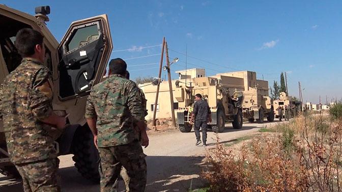 СNN США начали вывод военной техники из Сирии