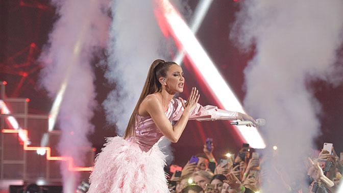 Бузова может представить Россию на «Евровидении-2019»