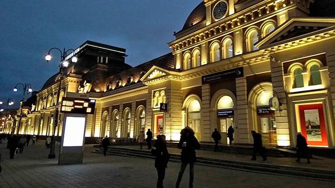 Павелецкий вокзал в Москве проверили после сообщения о «минировании»