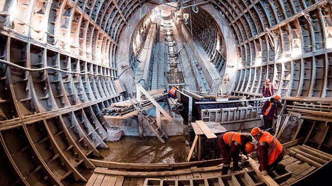 Метро вГольянове: строительство планируют начать в2022—2023 годах