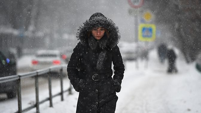 Синоптики рассказали об аномально низком атмосферном давлении в столичном регионе