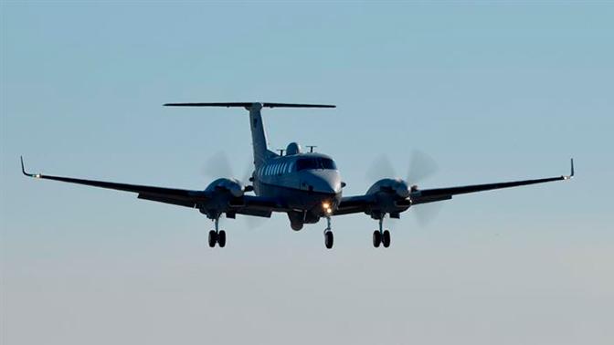 Самолет-разведчик США заметили у границ Приднестровья
