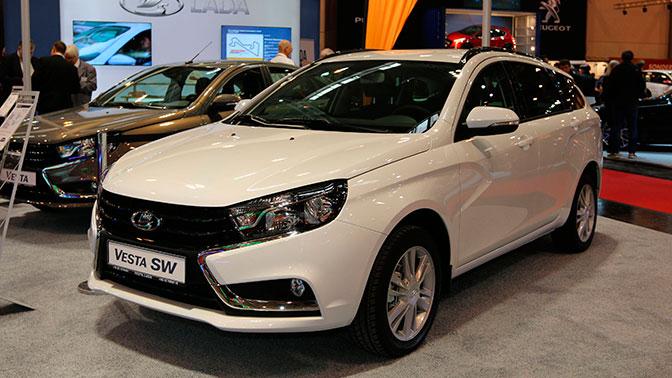 Названа средняя цена нового автомобиля в Российской Федерации