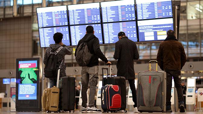Несколько пассажиров изсоедененных штатов подали иск кАэрофлоту из-за пропущенного рейса