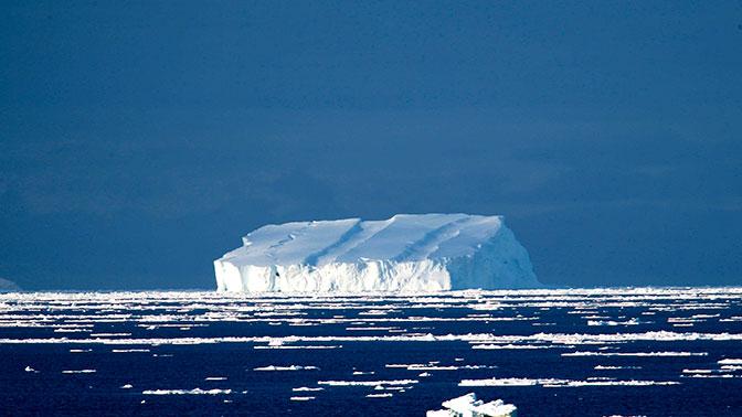 Ученые обнаружили в Антарктиде «предвестника» приближающейся глобальной катастрофы