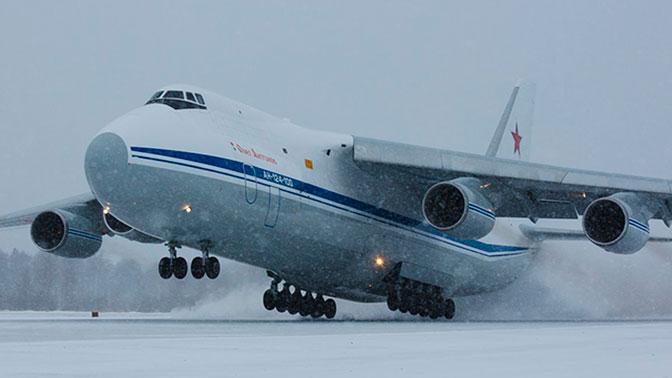 «Без России не собрать»: на Украине попытаются возобновить производство самолетов «Руслан»