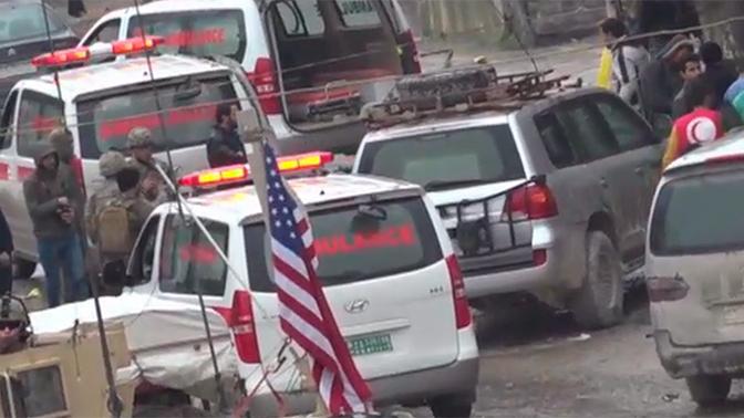 Пять американских военных погибли при взрыве в сирийском Манбидже