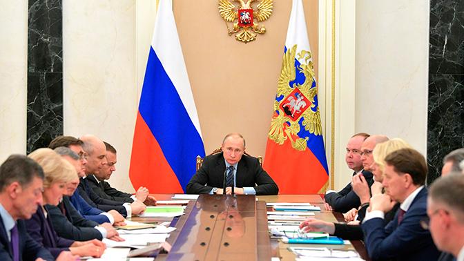 Путин обратил внимание глав министра финансов иЦБ наинфляцию