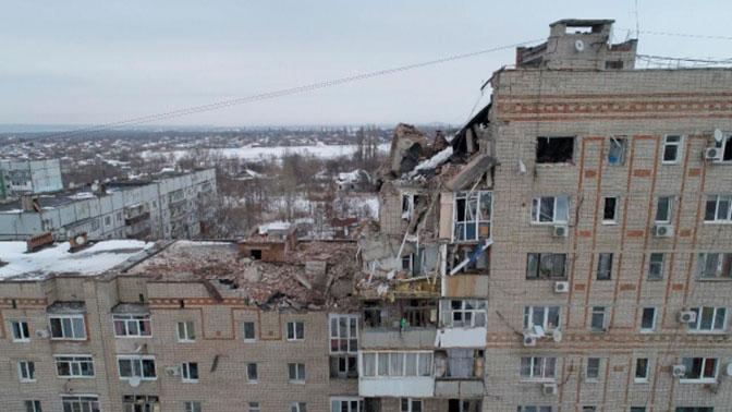 В СК РФ сообщили об отсутствии следов взрывчатки на месте взрыва в Шахтах
