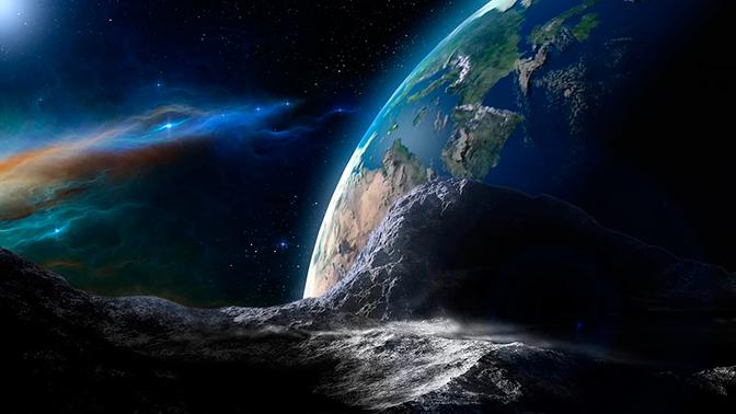 Российские ученые предупредили об угрозе столкновения Земли с гигантским астероидом