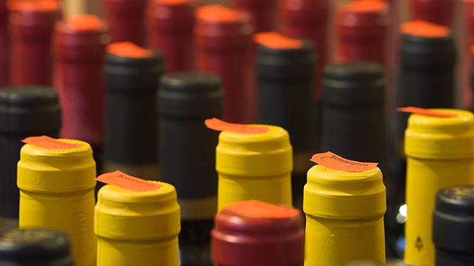 В Госдуме предложили не продавать алкоголь и табак в супермаркетах
