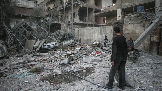 Боевики нанесли удары по трем сирийским провинциям