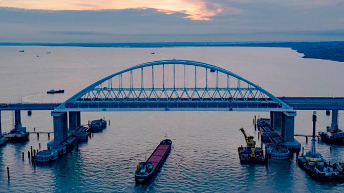 В Крыму отреагировали на предложение Германии по Керченскому проливу