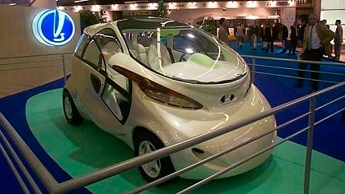 АвтоВАЗ показал разработанный в СССР электрокар «Рапан»