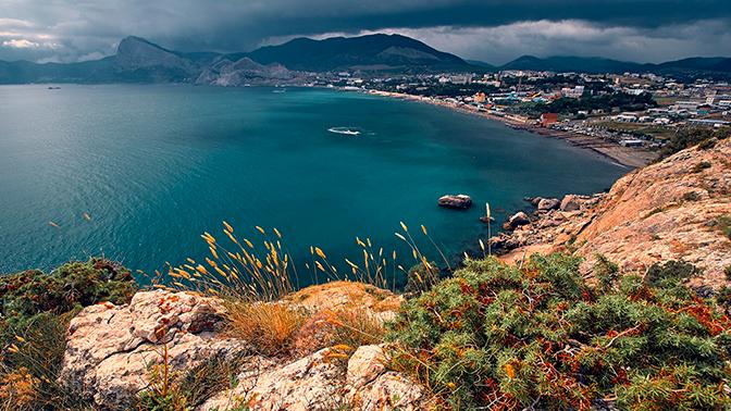 Крым поставил рекорд по числу туристов в 2018 году