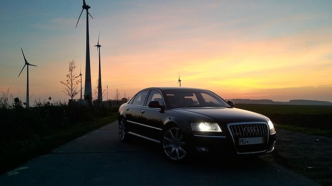 Audi изменила стоимость своих авто в России