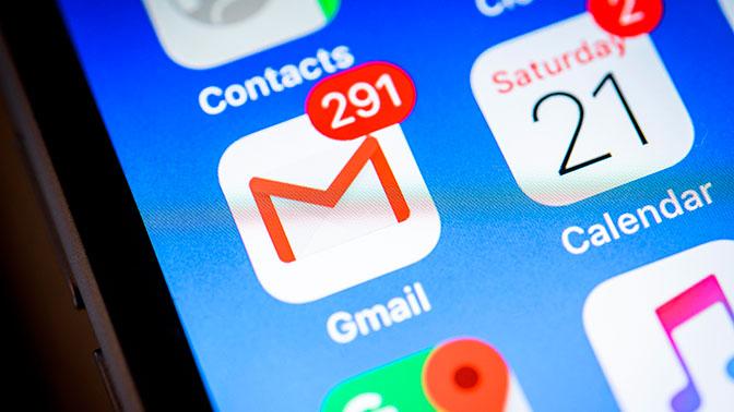 Сервис Gmail «обрушился» у пользователей во всем мире