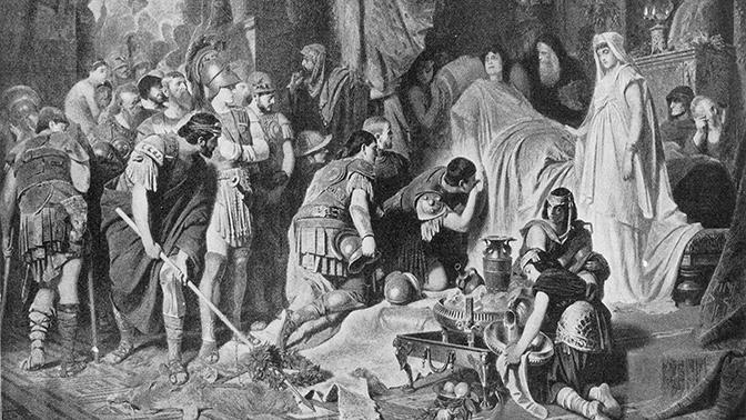 Ученые выдвинули шокирующую версию причины смерти Александра Македонского