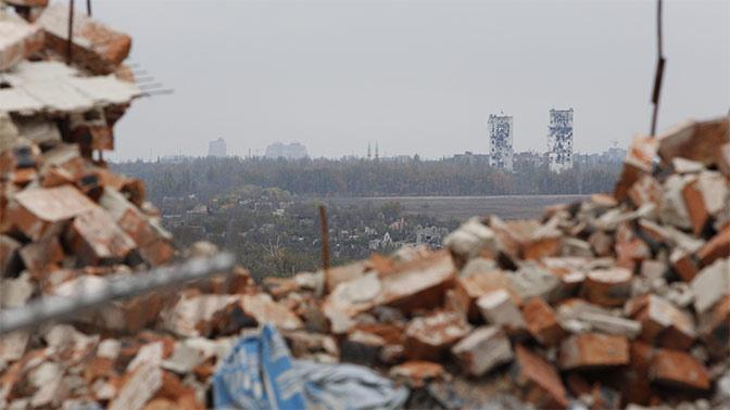 ВСУ за сутки трижды обстреляли территорию ЛНР