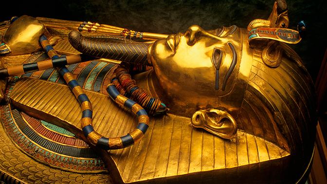 Реставраторы раскрыли тайну гробницы Тутанхамона