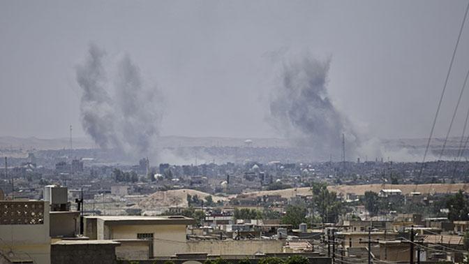 Боевики атаковали военную базу в Иране
