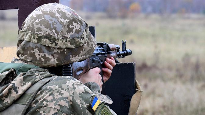 В ДНР сообщили о прибытии диверсантов и снайперов ВСУ на юг Донбасса