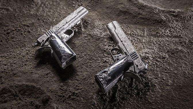 Дороже золота: самое дорогое стрелковое оружие в мире