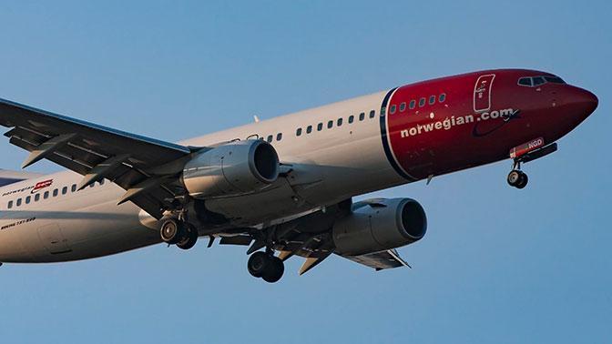 Летевший в Ниццу самолет вернулся в аэропорт из-за угрозы взрыва