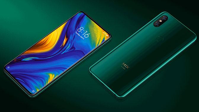 Флагман Xiaomi Mi Mix 3 официально представили в России