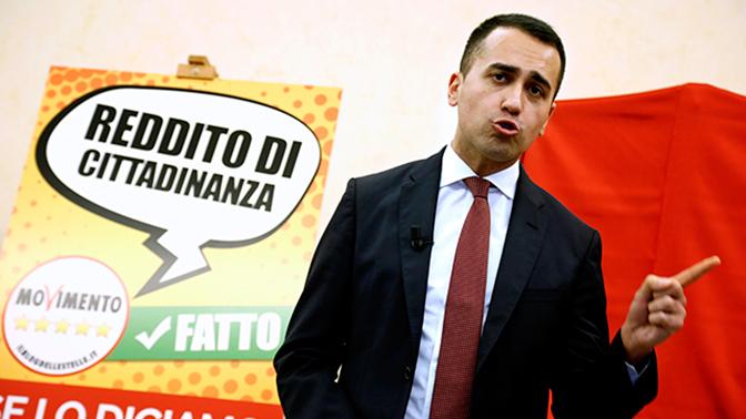 Вице-премьер Италии обещал бороться за отмену санкций против РФ