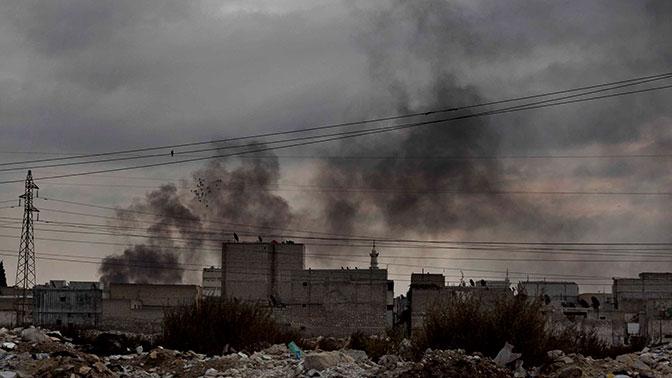 Боевики дважды за сутки нарушили режим прекращения огня в Сирии