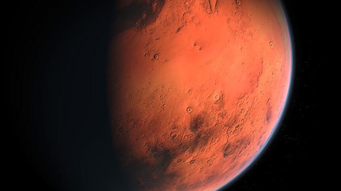 «NASA опубликовало панораму Марса, сделанную прибором  Curiosity «Техноблог