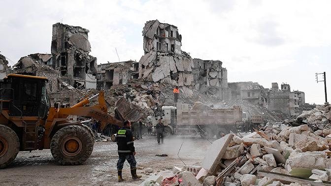 SANA: четыре человека погибли в результате авиаудара коалиции США в Сирии