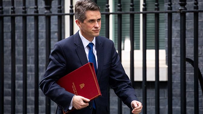 Посольство РФ: глава МО Британии добивается увеличения бюджета, обвиняя Россию