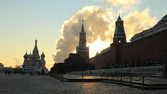 Теплая погода сохранится в Москве до конца недели