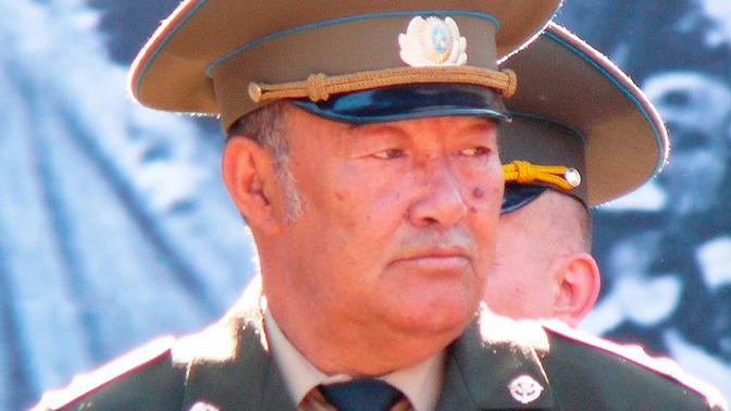В Казахстане умер «черный майор» Борис Керимбаев