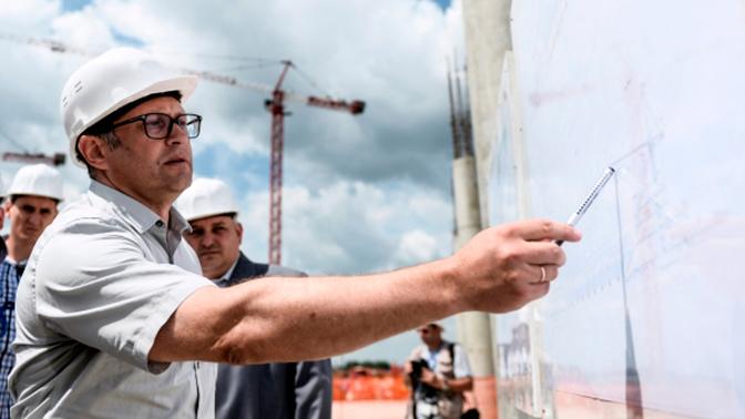 Уволен главный архитектор Ростовской области, которого подозревают в халатности