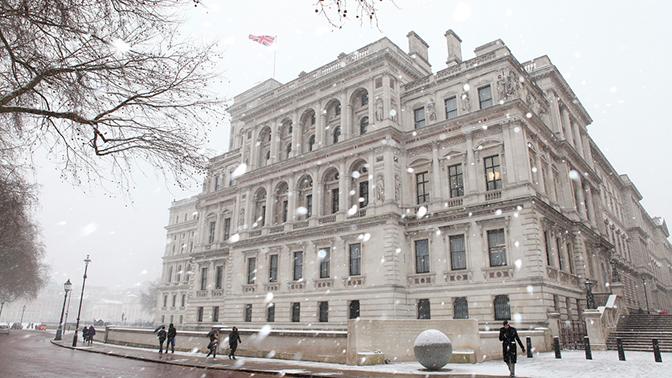 В МИД Великобритании подтвердили информацию о подготовке ЕС и США новых антироссийских санкций