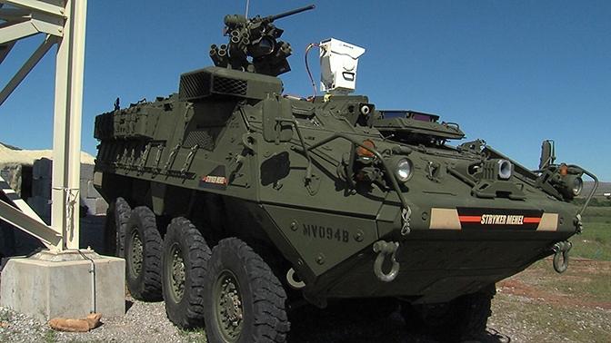 Хакеры взломали новейший американский БТР Stryker