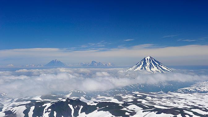 На Камчатке объявлена лавинная опасность