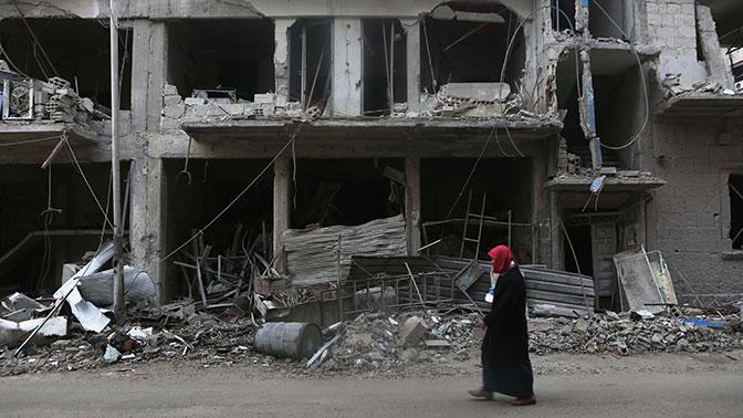 Боевики в Идлибе не менее четырех раз обстреляли мирные провинции Сирии