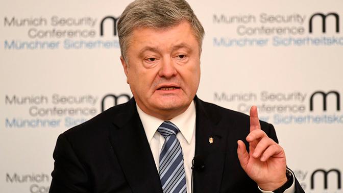 Порошенко назвал «историей успеха» ситуацию на Украине