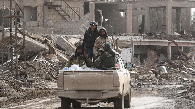 В Сирии задержан канадец, который был «голосом» роликов ИГИЛ*