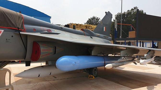 Индия показала прототип ракеты воздушного базирования нового поколения