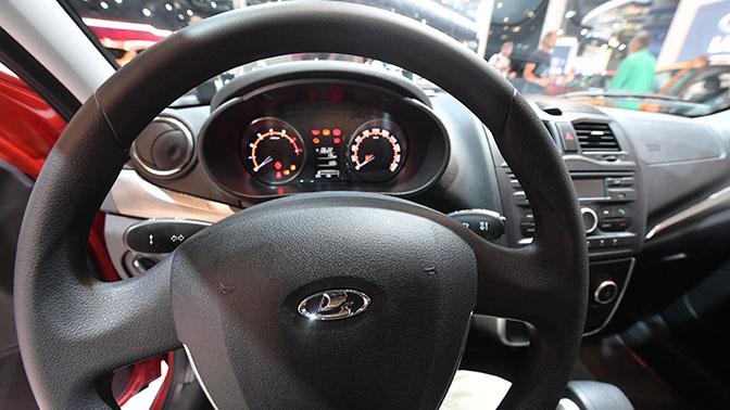 Иран будет покупать автомобили Lada у России