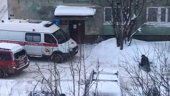 Мимо проехали две скорые: мужчина почти полчаса пролежал в сугробе в Мурманске