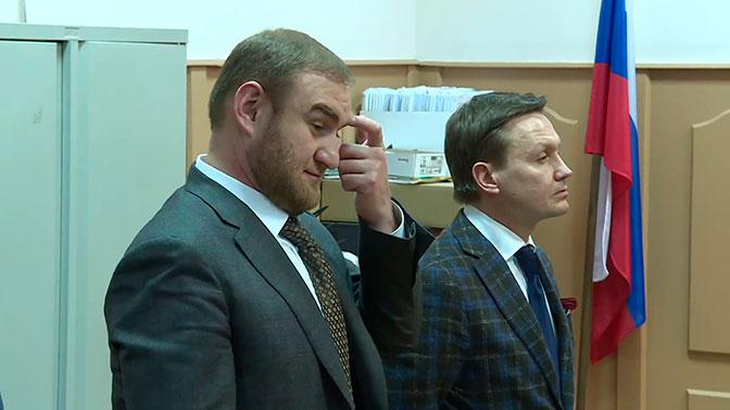 ФСБ раскрыла схему хищения газа Арашуковыми