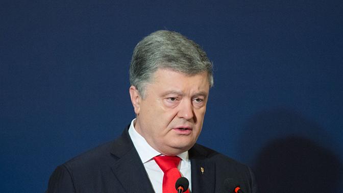 Порошенко пожаловался на безответные звонки Путину